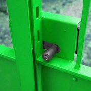security gate lock cylinder
